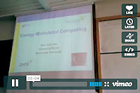 energy modulated computing